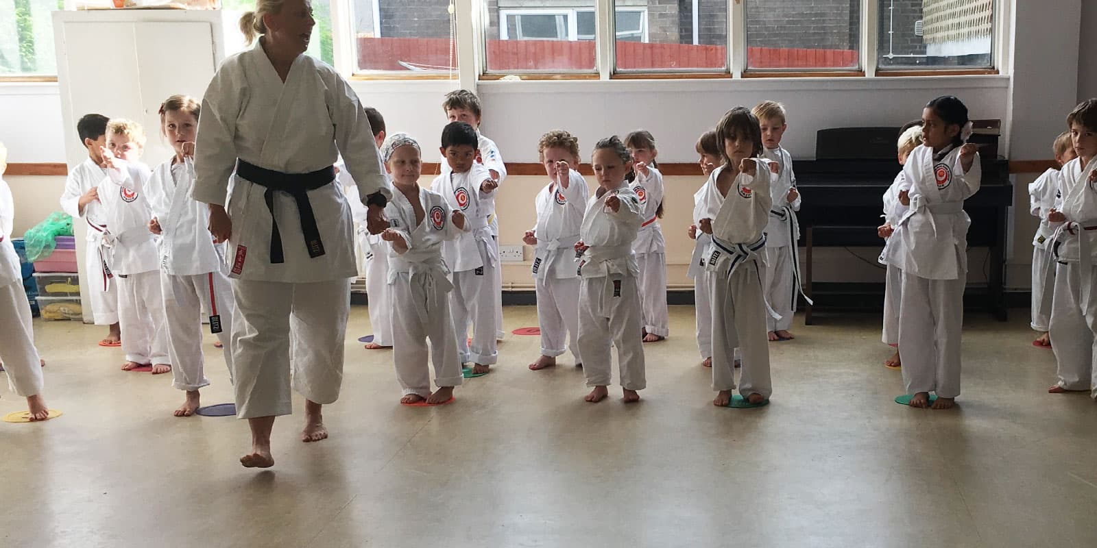 Cardiff Karate Classes for children and women